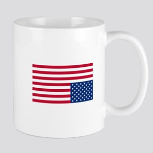 Upside Down Flag Mugs
