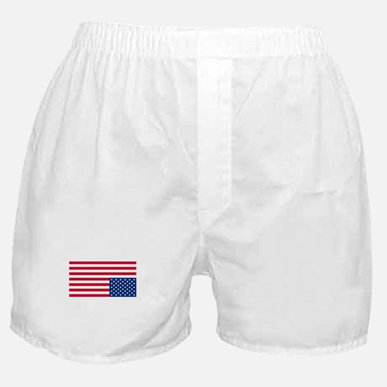 Upside Down Flag Boxer Shorts