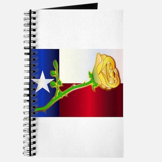 Texas Yellow Rose Journal