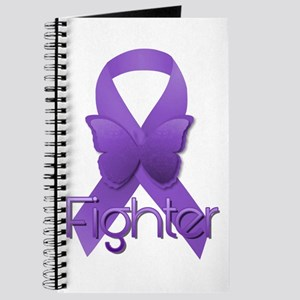 Purple Ribbon: Fighter Journal
