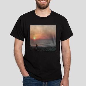 Sunset Beach Caparica T-Shirt