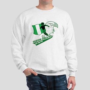 Super Eagles Nigeria Sweatshirt