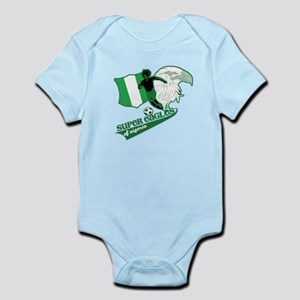 Super Eagles Nigeria Body Suit