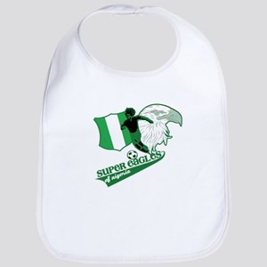 Super Eagles Nigeria Bib