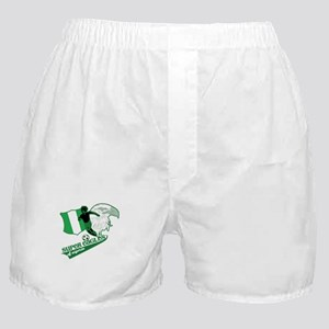 Super Eagles Nigeria Boxer Shorts