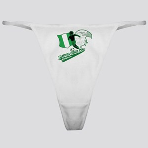 Super Eagles Nigeria Classic Thong