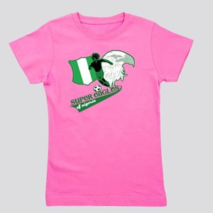 Super Eagles Nigeria Girl's Tee
