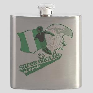 Super Eagles Nigeria Flask