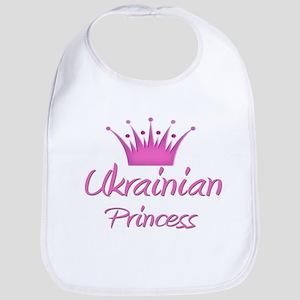 Ukrainian Princess Bib