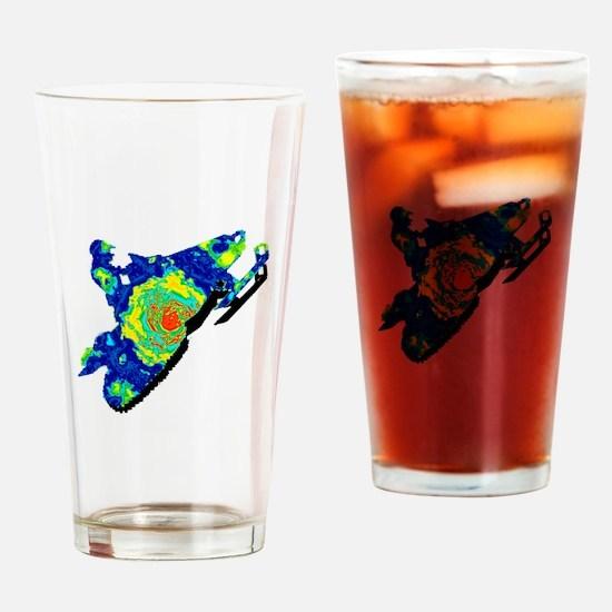 RIDE Drinking Glass