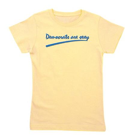 Democrat are sexy tee shirt