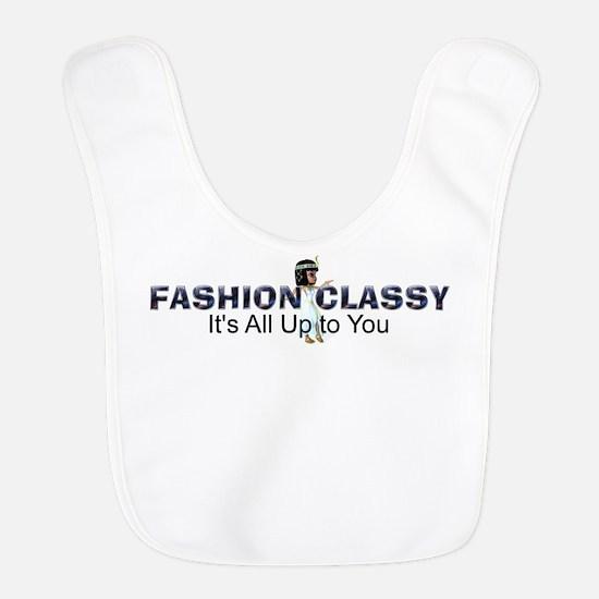 Fashion Classy Polyester Baby Bib