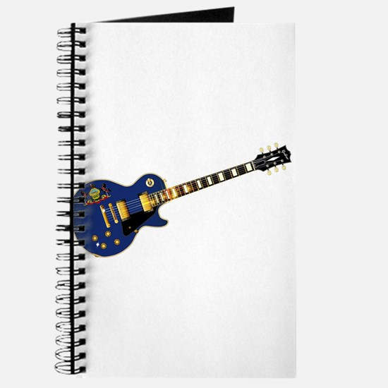 Pennsylvania State Flag Guitar Journal