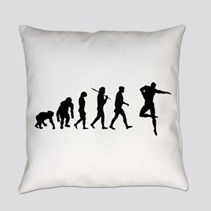 Male Dancer Everyday Pillow