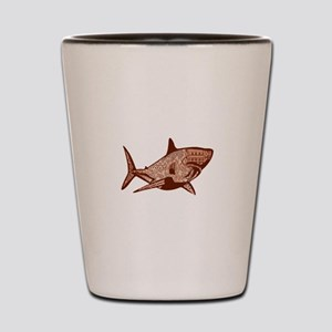 SHARK Shot Glass