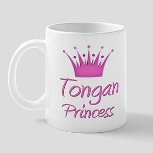 Tongan Princess Mug