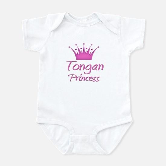 Tongan Princess Infant Bodysuit