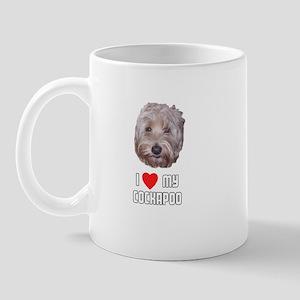 I Love My Cockapoo Mug