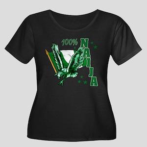 100% Naija Plus Size T-Shirt