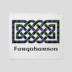 Knot - Farquharson Throw Blanket