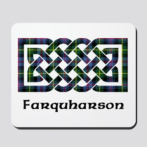 Knot - Farquharson Mousepad