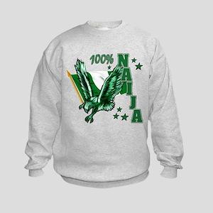 100% Naija Kids Sweatshirt