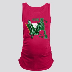 100% Naija Maternity Tank Top