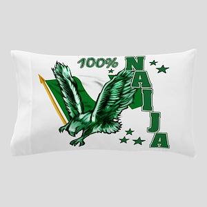 100% Naija Pillow Case