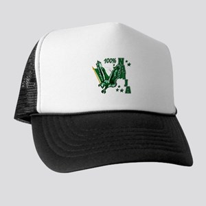 100% Naija Trucker Hat