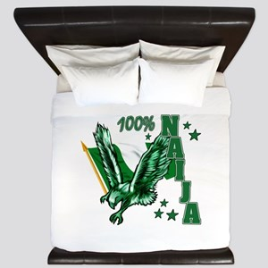 100% Naija King Duvet