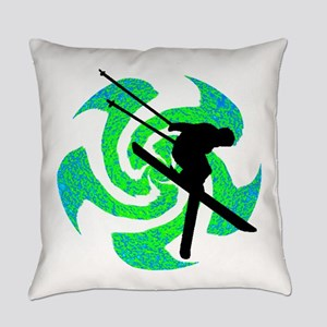 SKI Everyday Pillow