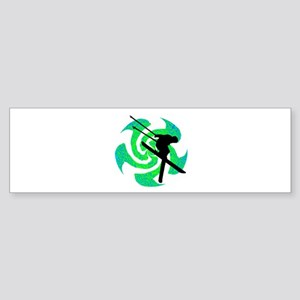 SKI Bumper Sticker