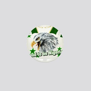 Proud to be Nigerian Mini Button (100 pack)