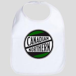 Canadian Northern Railway logo Bib