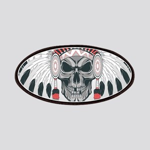 Indian Skull Patch
