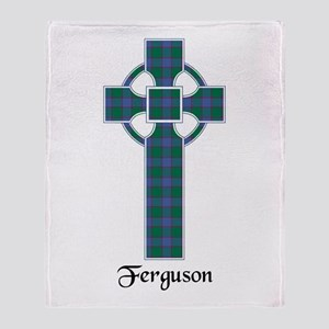 Cross - Ferguson Throw Blanket