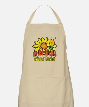 Unbelievable Teacher BBQ Apron