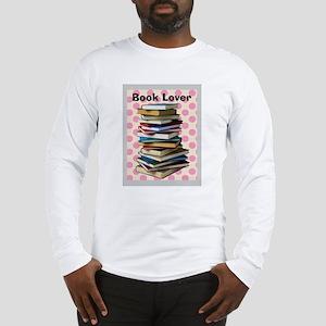 Book lover blanket 5 Long Sleeve T-Shirt