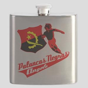 Angolan football Flask