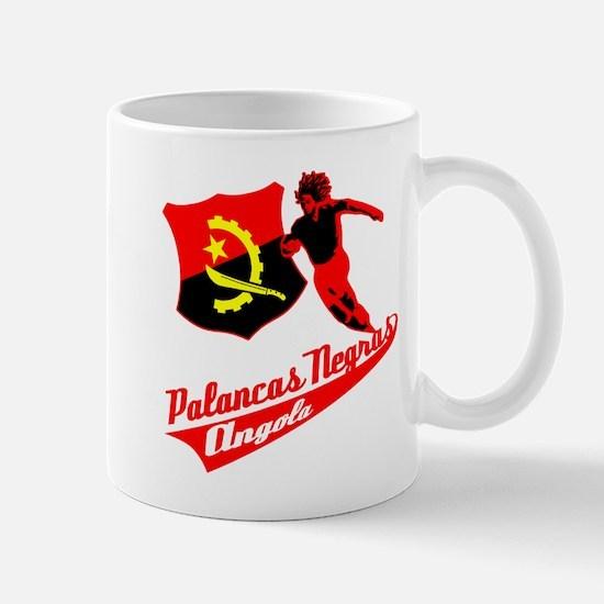 Angolan football Mugs