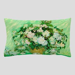 Roses by Vincent van Gogh Pillow Case