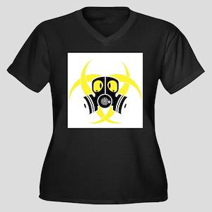 Pathogen Tracker Plus Size T-Shirt