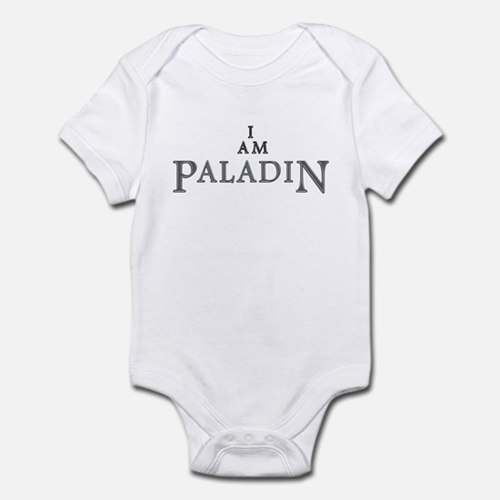 I AM PALADIN Infant Bodysuit