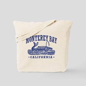 Monterey Bay Tote Bag