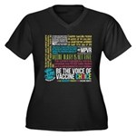 mpvr 2016 back Plus Size T-Shirt