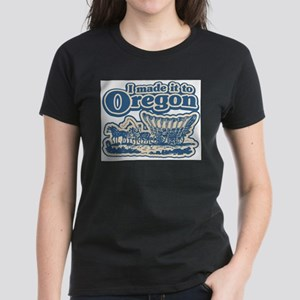 I Made it to Oregon! Ash Grey T-Shirt
