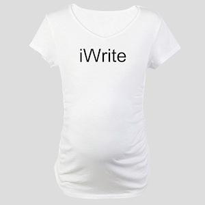 iWrite Maternity T-Shirt