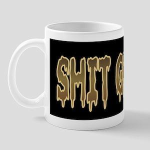 Shit Gobbler Mug