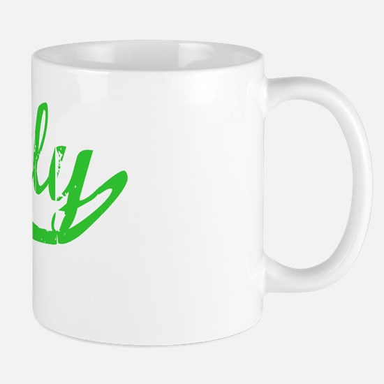 Nataly Vintage (Green) Mug