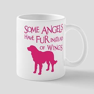 Angel Dog Mug Mugs